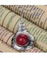 YAZILIND Vintage Round Dangle Earrings in Women's Drop & Dangle Earrings