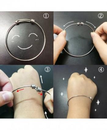 Expandable Bangle Bracelets Teacher Graduation