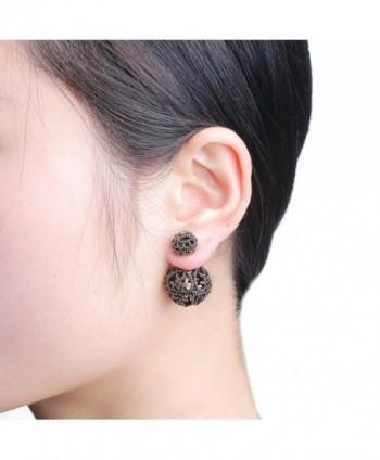 She Lian Vintage Earrings Antique