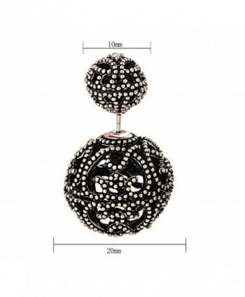 She Lian Vintage Earrings Antique in Women's Ball Earrings