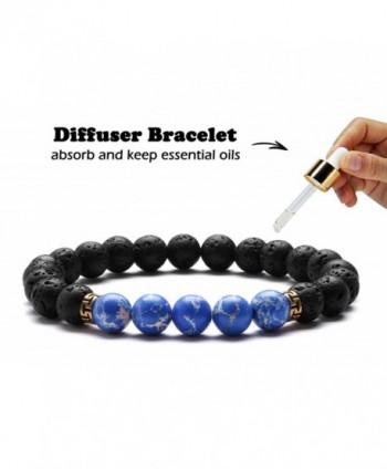 Bracelet Sediment Essential Christmas Anniversary in Women's Stretch Bracelets