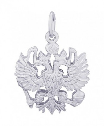 Rembrandt Charms Russian Imperial Eagle Charm - CD111GJU2GN