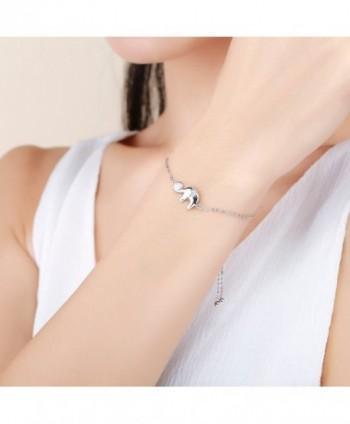 Genuine Sterling Elephant Bracelet Jewelry