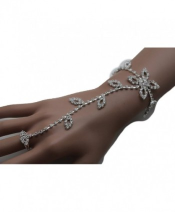 Fashion Jewelry Bracelet Flower Antique in Women's Strand Bracelets