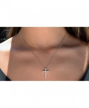Brilliant Jewelry Pendant NYC Sterling in Women's Pendants