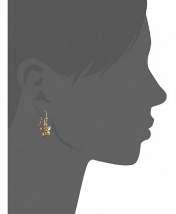 1928 Jewelry Marais Gold Tone Earrings