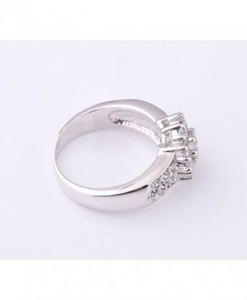 Acefeel Dazzling Austrian Drilling R109 in Women's Wedding & Engagement Rings