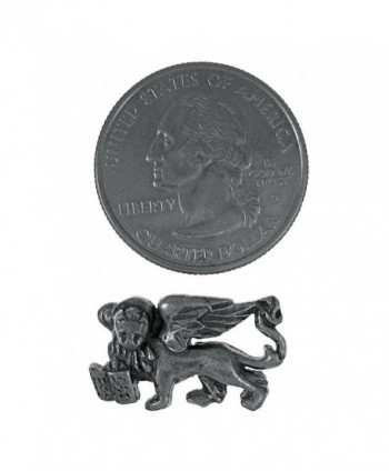 St Marks Lion Lapel Pin