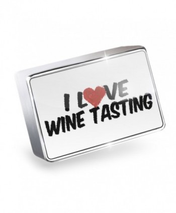 Floating Charm I Love Wine Tasting Fits Glass Lockets- Neonblond - I Love Wine Tasting - CS11HL6J4MX