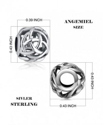Sterling Triangle Vintage European Bracelets