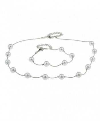 Imitation Jewelry Necklace Accessories Bridesmaids