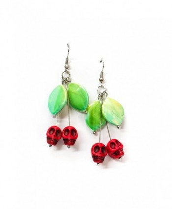 Project Pinup 4893923188919 Cherry Earrings