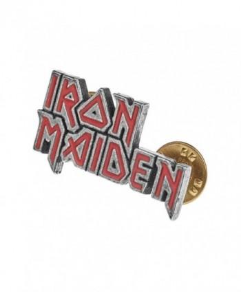 Alchemy Rocks Iron Maiden Badge
