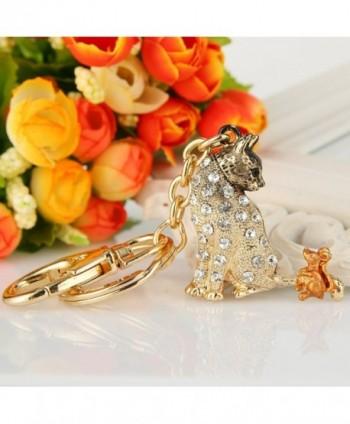 EVER FAITH Austrian Adorable Gold Tone in Women's Charms & Charm Bracelets