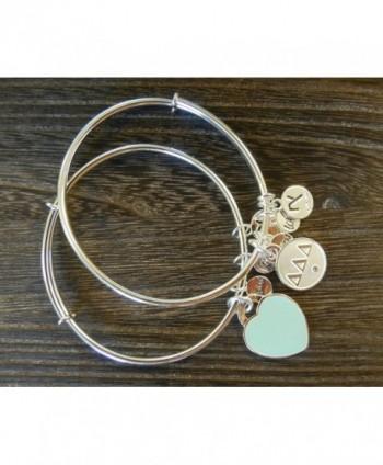 Sorority Inspired Adjustable Bangle Bracelets