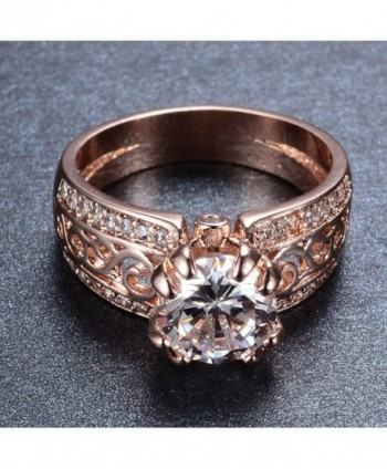 Junxin plated Small Birthday Middle in Women's Statement Rings