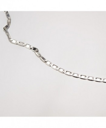 925 Sterling Silver Mariner Chain in Women's Chain Necklaces