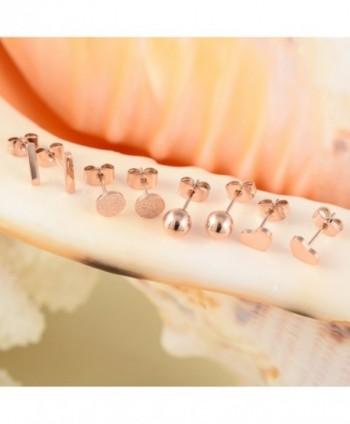 Ruarua Earrings Women Stainless Earring in Women's Stud Earrings