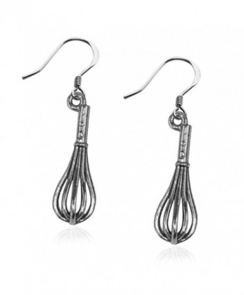 Whimsical Gifts Chef Charm Earrings - C112MZXF5O5