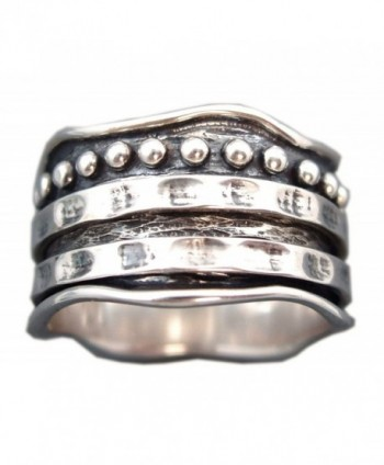 Energy Stone HER RING Meditation in Women's Band Rings
