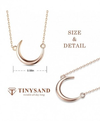 TinySand Sterling Silver Necklace Pendant