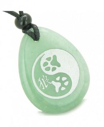 Amulet Magic Quartz Pendant Necklace in Women's Pendants