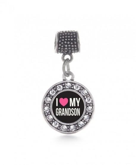 Inspired Silver Grandson Bracelets Compatible - CK124RJ54WP