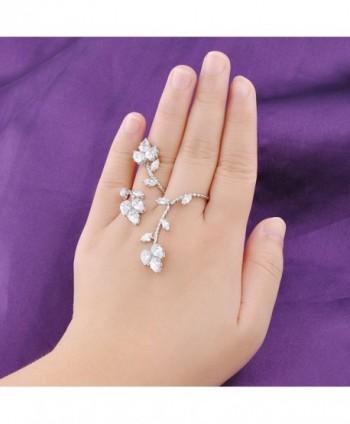 Dnswez Zirconia Cluster Finger Adjustable