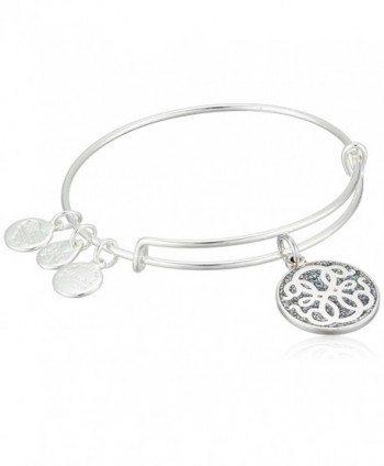 Alex and Ani Color Infusion- Path of Life EWB Bangle Bracelet - C4185O5NQSN