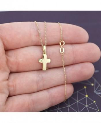 Yellow Small Pendant Necklace pendant