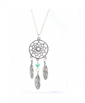 Ammazona Fashion Jewelry Catcher Necklace in Women's Chain Necklaces