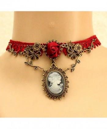 FTXJ Novelty Fashion Pendant Necklace