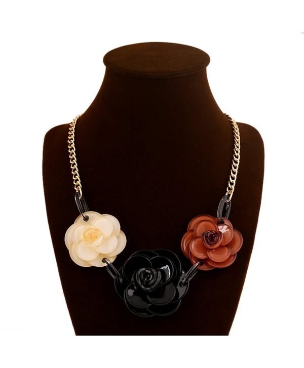 truecharms Exquisite Necklaces Pendants Statement - Black - CT12LB61UB1